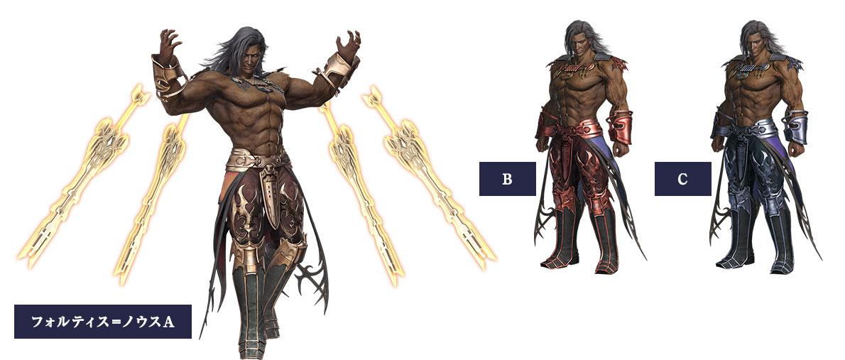 18年4月 Dissidia Final Fantasy Nt Infomation Square Enix