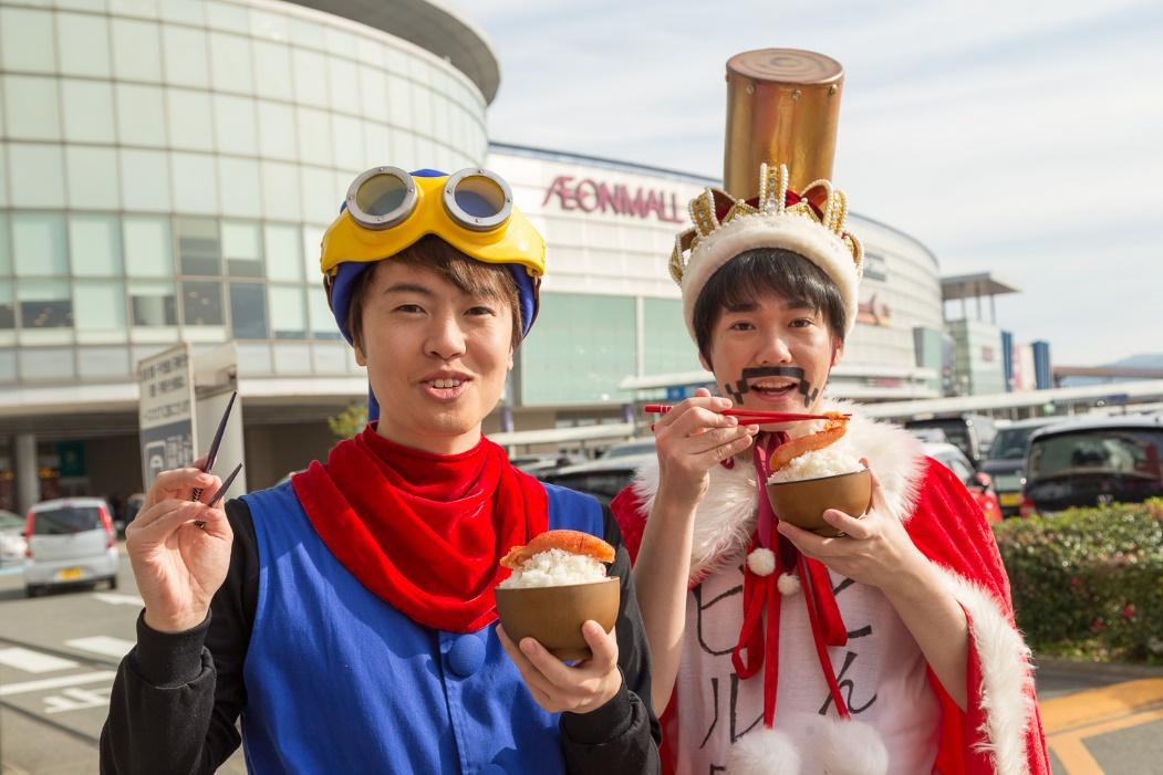 【イオンモール福岡】イベントレポート
